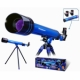 30/60 Power 50mm Astronomical Terrestrial Telescope with Al. Tripod