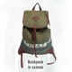 Backpack in Canvas
